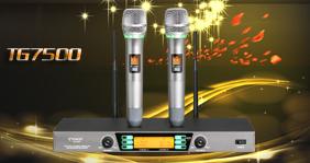 TUMINE TG7500 UHF Wireless Microphone
