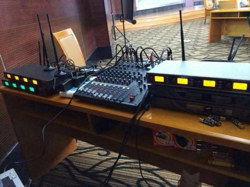 无线会议政府工程